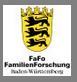 FamilienForschung Baden-Wüttemberg