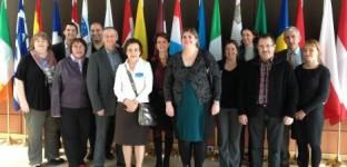 Treffen der Mitglieder des Europäischen Verbandes für familienunterstützende Dienstleistungen