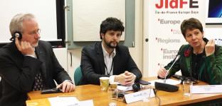 Brando Benifei présente son rapport en exclusivité à la FEEF