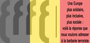 La FEEF partage la douleur des bruxellois après les attentats de Bruxelles