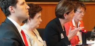 Start des Europäischen Verbandes der Dienstleistungen für Familien