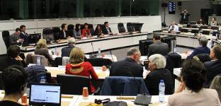 6 mars 2019 : L'EFFE a présenté son Livre blanc européen